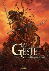 Ange et Alberto Varanda - La Geste des Chevaliers Dragons Tome 1 : Jaïna.