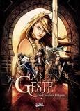 Ange et Stéphane Collignon - La Geste des Chevaliers Dragons Tome 24 : Les nuits d'Haxinandrie.