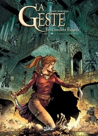Ange et Stefano Martino - La Geste des Chevaliers Dragons Tome 25 : La guerre des ombres.