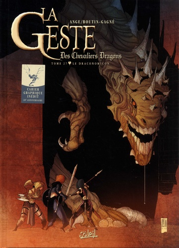 La Geste Des Chevaliers Dragons Tome 27 Album