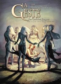Ange et Elvire De Cock - La Geste des Chevaliers Dragons Tome 29 : Les Soeurs de la vengeance.
