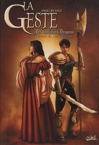 Ange et Francisco Ruizgé - La Geste des Chevaliers Dragons Tome 9 : Aveugles.