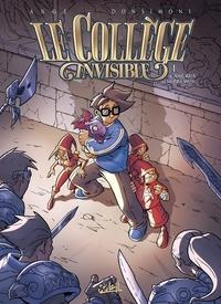 Ange - Le Collège invisible Tome 01 : Cancrus supremus.