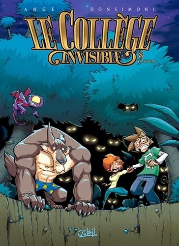 Le Collège invisible Tome 8 Lostum