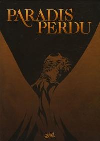 Ange et  Xavier - Paradis Perdu  : Coffret en 3 volumes : Tome 1, Enfer ; Tome 2, Purgatoire ; Tome 3, Paradis.