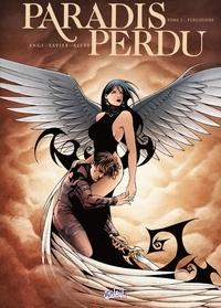 Ange et  Xavier - Paradis Perdu Tome 2 : Purgatoire.