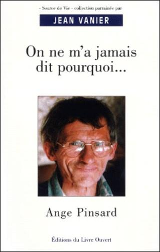 Ange Pinsard - .
