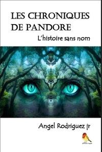 Angel Junior Rodriguez - Les chroniques de pandore - L'histoire sans nom.