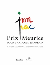Angela Blanc et Guillaume Evin - Prix Meurice pour l'art contemporain - 10 ans de soutien à la création artistique.