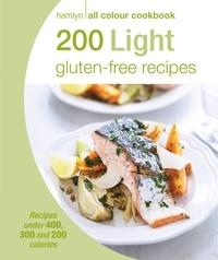 Angela Dowden - Hamlyn All Colour Cookery: 200 Light Gluten-free Recipes - Hamlyn All Colour Cookbook.