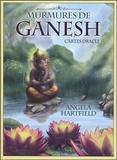Angela Hartfield - Murmures de Ganesh - Cartes oracle.