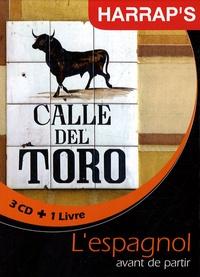 Openwetlab.it L'espagnol avant de partir - 3 CD audio, avec un livret Image