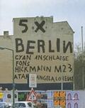 Angela Lorenz et Fons Hickmann - 5X Berlin.