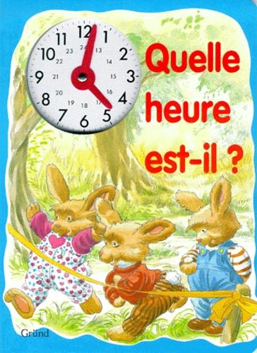 Angela Mills - Quelle heure est-il ?.