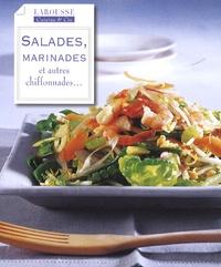 Angela Nilsen - Salades, marinades et autres chiffonnades....