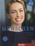 Angela Pude - Menschen A2.2 - Deutsch als Fremdsprache Kursbuch. 1 DVD