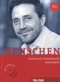 Angela Pude - Menschen A2 - Deutsch als Fremdsprache Arbeitsbuch. 2 CD audio