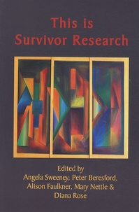 Angela Sweeney - This is Survivor Research.
