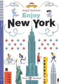 Angela Tomkinson - Enjoy New York. 1 CD audio