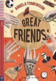 Angela Tomkinson - Great Friends !. 1 CD audio
