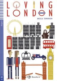 Angela Tomkinson - Loving London. 1 CD audio