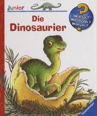 Angela Weinhold - Die Dinosaurier.