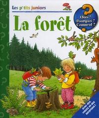 Histoiresdenlire.be La forêt Image