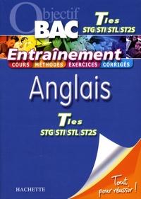 Angèle Cohen - Anglais Tle STL/STI/STL/ST2S.