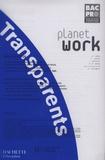 Angèle Cohen et Françoise Lebret - Planet Work 1e et Tle Bac Pro.