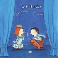 Angèle Delaunois et Philippe Béha - Je suis poli.
