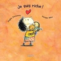 Angèle Delaunois et Philippe Béha - JE SUIS RICHE JE SUIS HEUREUX.