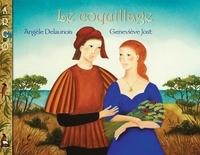 Angèle Delaunois - Le coquillage - Légende bretonne.
