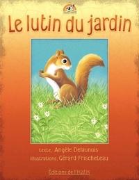 Angèle Delaunois - Le lutin du jardin.