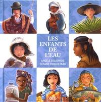 Angèle Delaunois et Gérard Frischeteau - Les enfants de l'eau.
