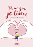 Angèle Delaunois et Marion Arbona - Parce que je t'aime.