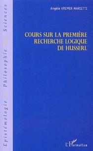 Checkpointfrance.fr Cours sur la première recherche logique de Husserl Image