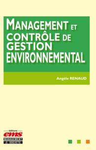 Angèle Renaud - Management et contrôle de gestion environnemental.