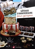 Angélica Aublet - Gâteaux d'anniversaire pour garçons.