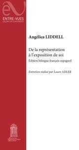 Angélica Liddell - De la représentation à l'exposition de soi.