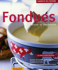 Angelika Ilies - Fondues - Plaisir et convivialité.