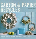Angelika Kipp - Carton & papier recyclés.