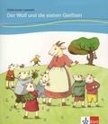 Angelika Lundquist-Mog et Paul Mog - Der Wolf und die sieben Geisslein.
