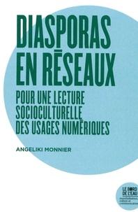 Angeliki Monnier - Diasporas en réseaux - Pour une lecture socioculturelle des usages numériques.