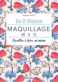 Angélique Drillon - Maquillage.