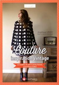 Angélique Urvoy - Couture inspiration vintage.