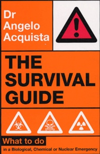 Deedr.fr The survival guide - What to do in a Biological, Chemical or Nuclear Emergency Image