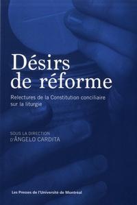 Accentsonline.fr Désirs de réforme - Relectures de la constitution conciliaire sur la liturgie Image