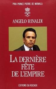Angelo Rinaldi - .