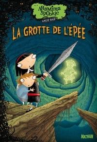 Angie Sage - Araminta Spookie Tome 2 : La grotte de l'épée.