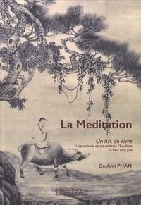 Galabria.be La meditation, un art de vivre Image